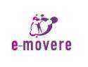 logo E-movere fysiotherapie (Peter Stuitje)